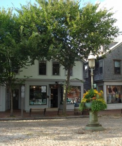 Nantucket Main Street