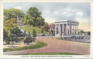 Plymouth Rock Portico