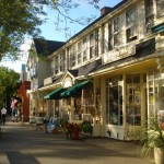 things to do in Falmouth Falmouth Village Main Street