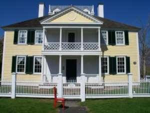 Historic Walking Tours done by Falmouth Museums on the Green