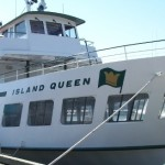 things to do in falmouth sail the Island Queen