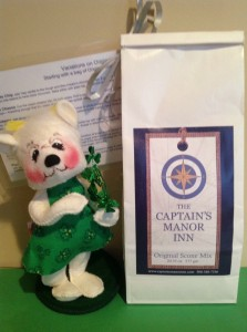 St. Patrick's Day at Captain's Manor Inn