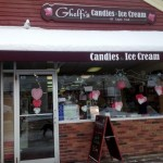 Ghelfi's Candies in Falmouth Village