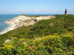 Martha's Vineyard Aquinnah Lighthouse