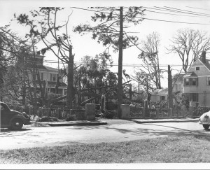 Cape Cod Hurricane 1944 at The Captain's Manor Inn
