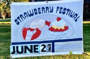 falmouth strawberry festival