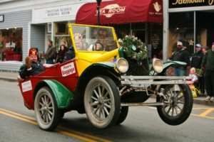 Holidays by the Sea 51st annual parade