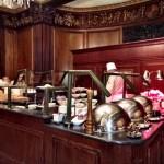 Boston Accommodations Omni Parker House Buffet Breakfast