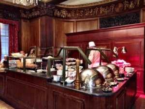 Boston Accomodations Omni Parker House Buffet Breakfast