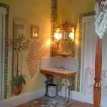 Tuscany Guestroom Renovation original sink