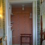 Tuscany Guestroom Renovation original closet