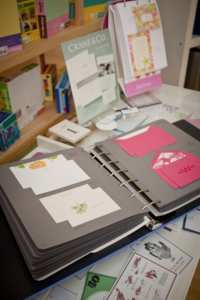 Custom Invitations available at Pink Polka Dot In Falmouth Cape Cod