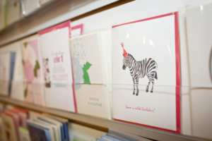 Pink Plka Dot Card selection in Falmouth Cape Cod