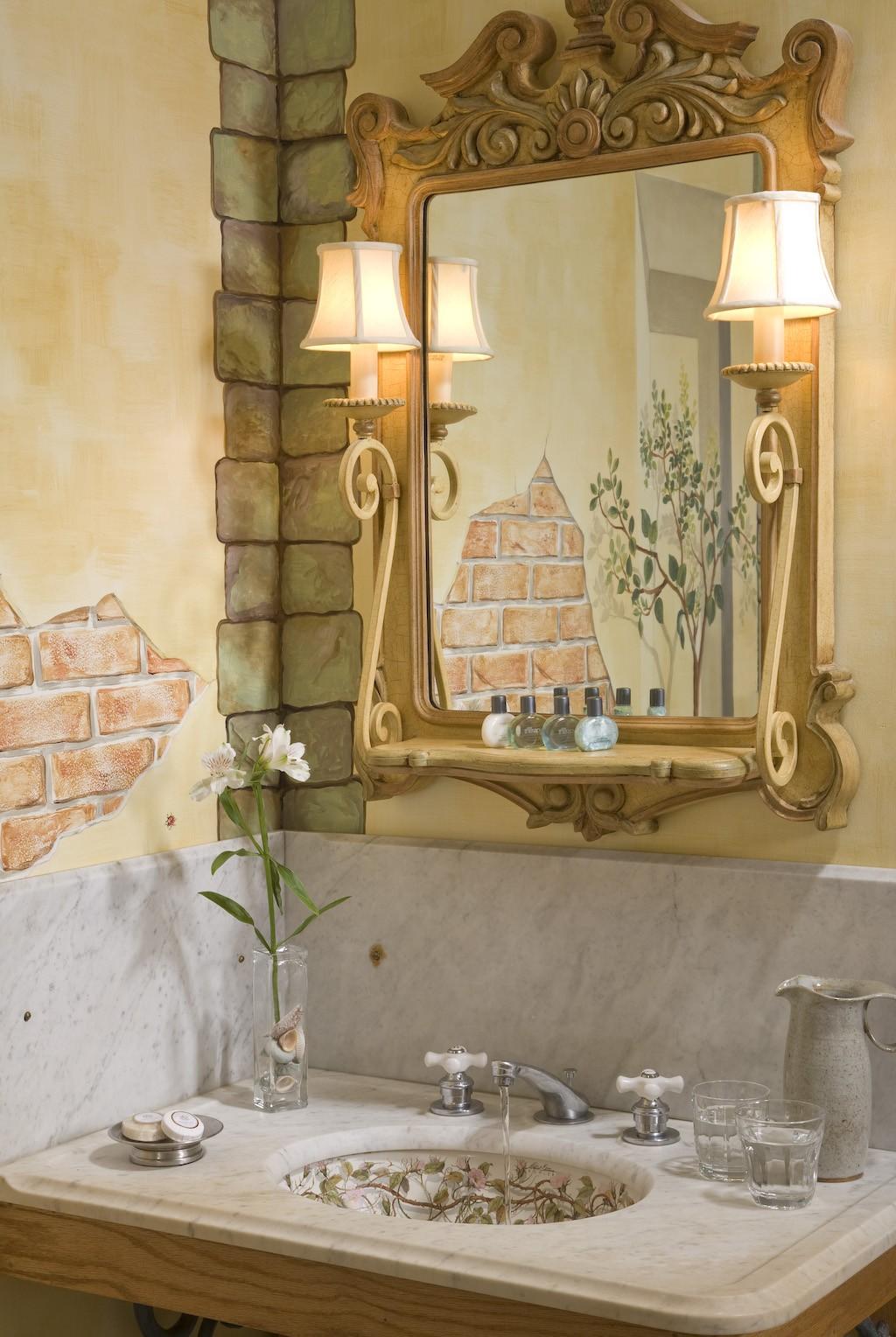 Tuscany Guestroom Renovation Captain S Manor Inn