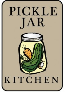 pickle jar kitchen logo