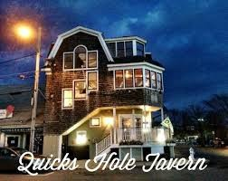 Quicks Hole Tavern Lunch & Dinner Hotspot