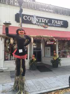 Country Fare Scarecrow