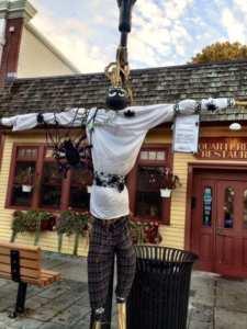Quarterdeck Scarecrow