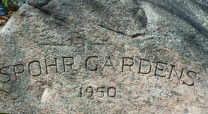 5 great hiking trails in upper cape cod spohr garden rock