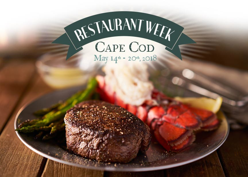 Cape Cod Restaurant Week 2018