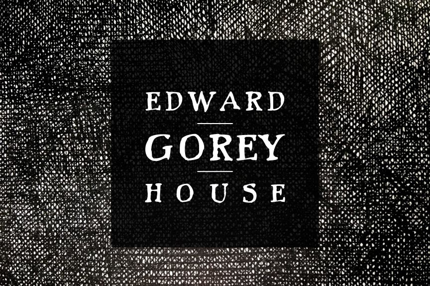 The Edward Gorey House Museum and Store