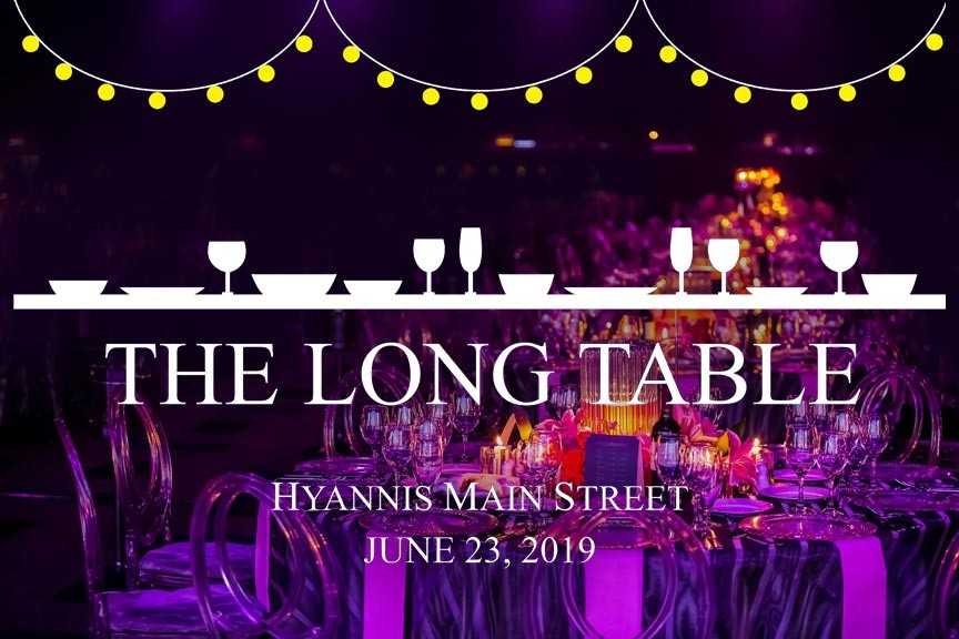Hyannis Long Table 2019