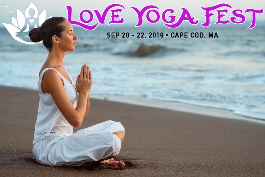 Cape Cod Love Yoga Fest 2019
