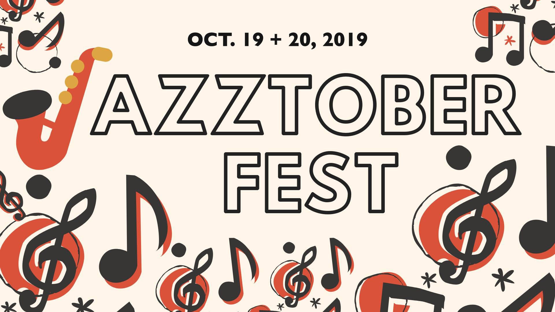 Falmouth Jazz Fest 2019 Jazztober Fest