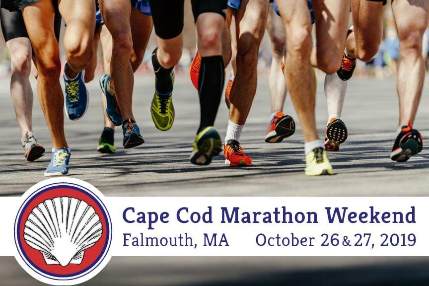 Cape Cod Marathon Weekend 2019